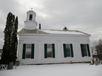Cornwall, Vermont, First Congregational Church