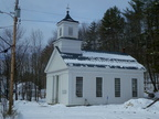 Ripton VT, Congregationalist Church