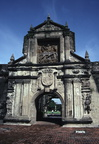Manila, Fort Santiago Gate
