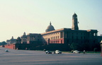 New Delhi, Rajpath, Secretariat Building, North Block