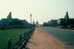 New Delhi, Rajpath, Secretariat Building, South and North Blocks