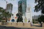 Colombo, Christ Church Galle Face