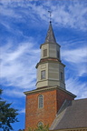 Williamsburg, Virginia, Bruton Parish Church