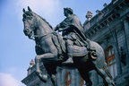 Mexico City, Equestrian Statue of Charles IV